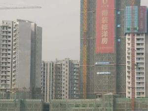 碧桂园修建施工