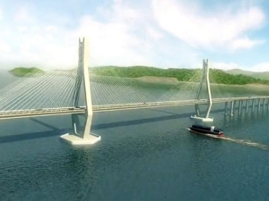桥梁工程施工